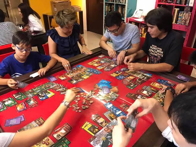 Board Games in Bangkok Thailand
