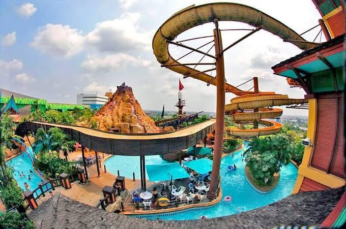 Fantasia Lagoon Water Park