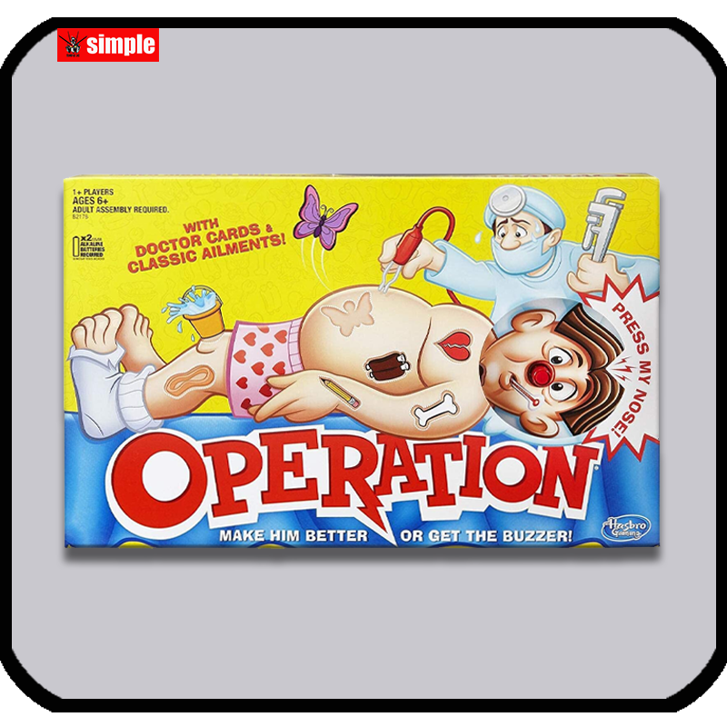 Operation Game Thailand
