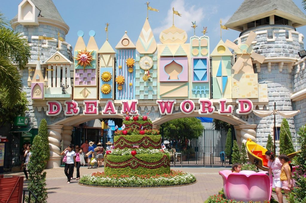 Dream World for kids