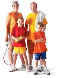 Family fitness Bangkok